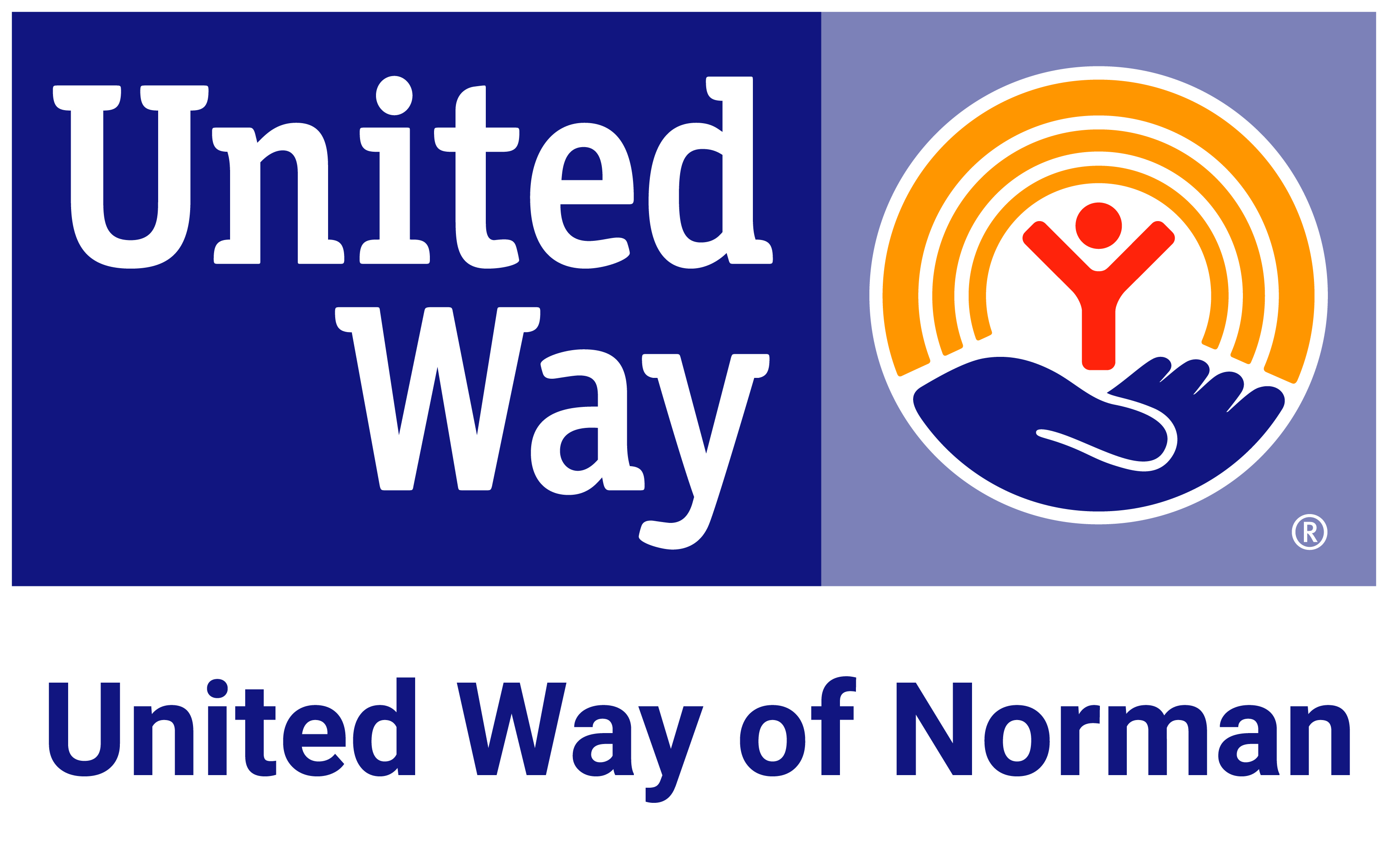United Way of Norman color logo electronic
