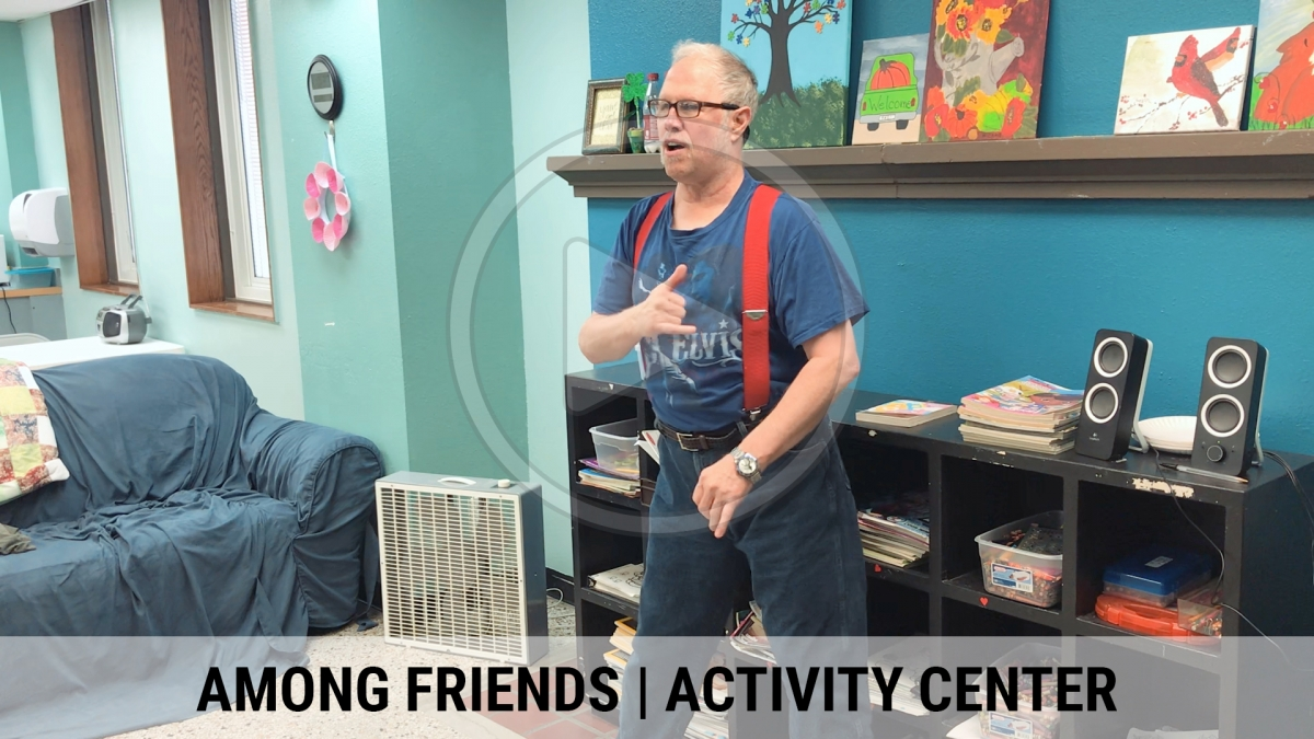 Among Friends | Activity Center